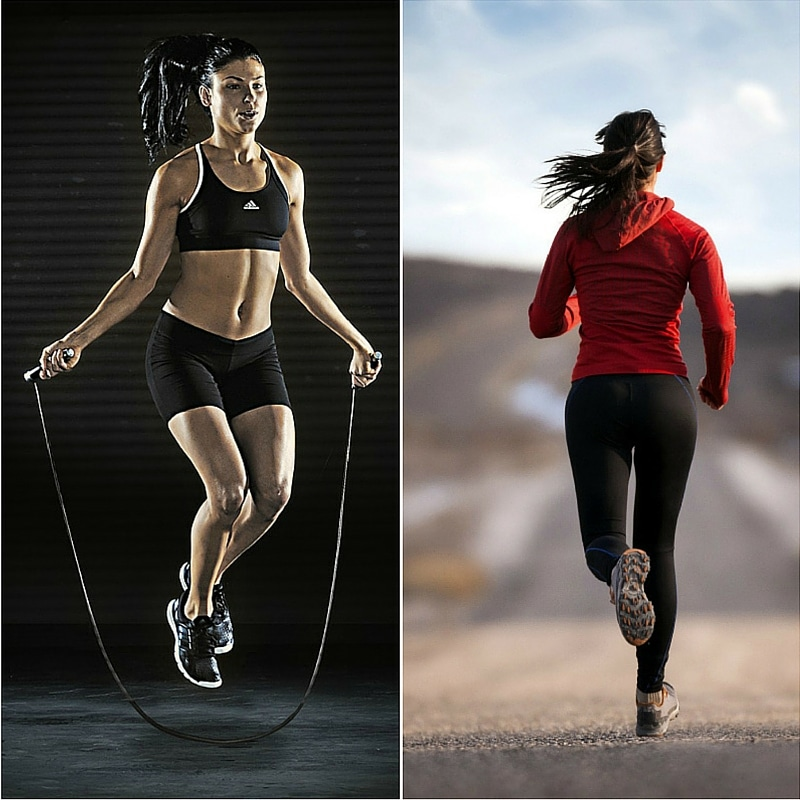 Jumping Rope vs Running: Which is Better for You?