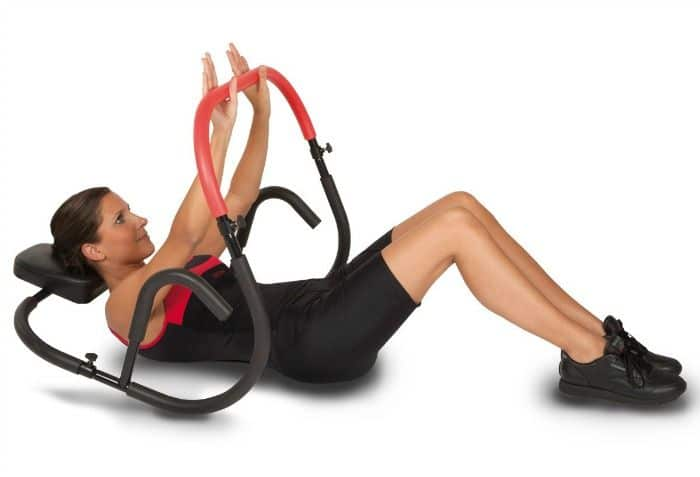 abdominal muscle exercise machine