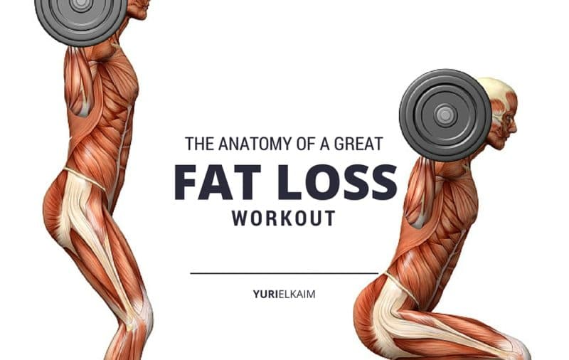 Anatomy of a Great Fat Loss Workout - Does Your Workout Have These 5 Parts