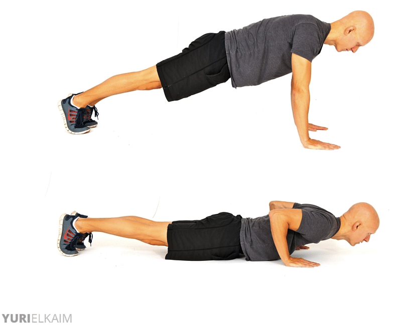 How to Do Push-Ups Correctly