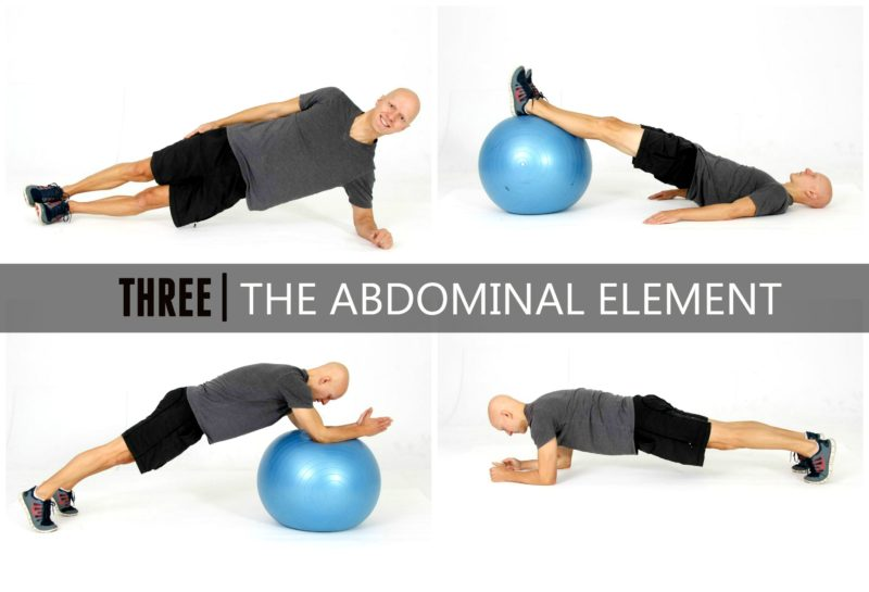 The Abdominal Element to Getting Great Abs