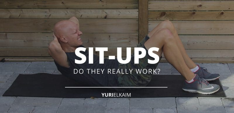 Do Sit-Ups Burn Belly Fat - Don't Be Fooled