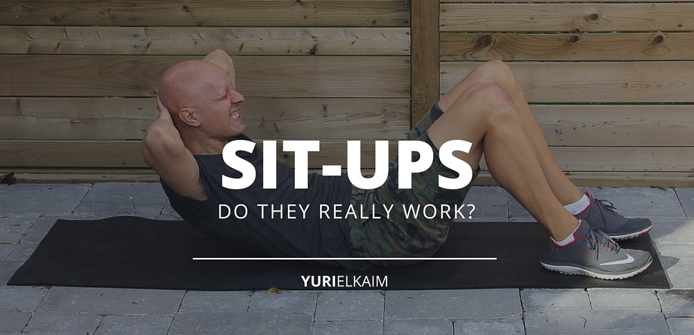 Do Sit-Ups Burn Belly Fat? (Don't Be Fooled) | Yuri Elkaim