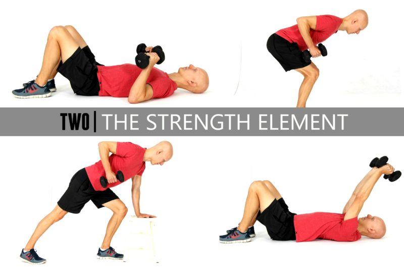The Strength Element to Getting Great Abs