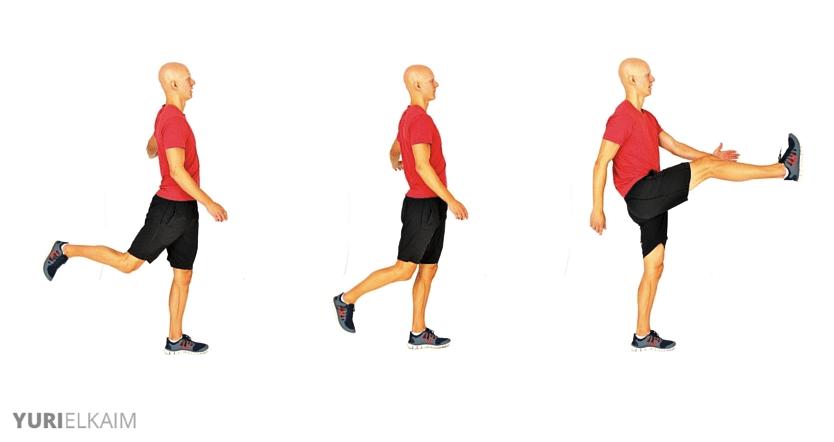 Example: Leg Swing