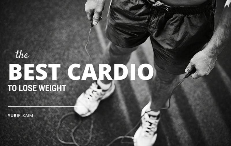 The Best Cardio to Lose Weight