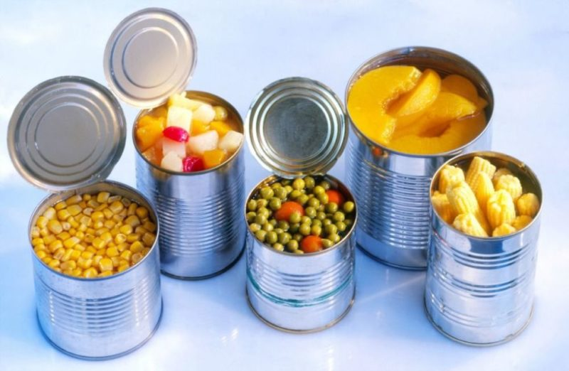 Are Canned Foods Safe