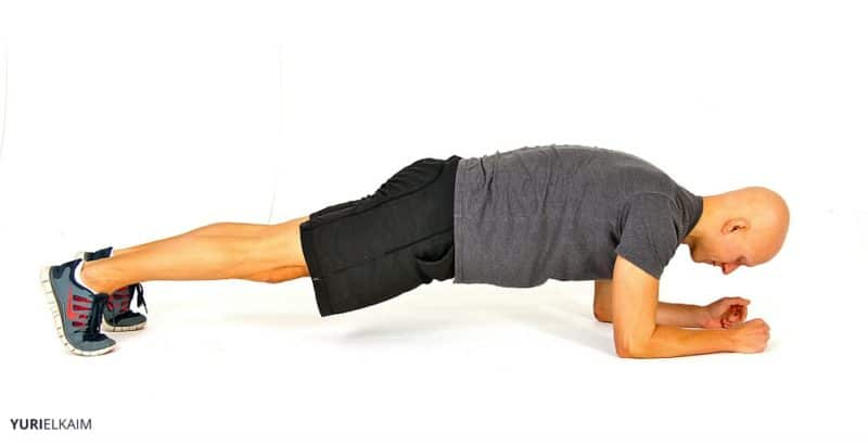 How to Train Your Core for Stability - Plank Exercise