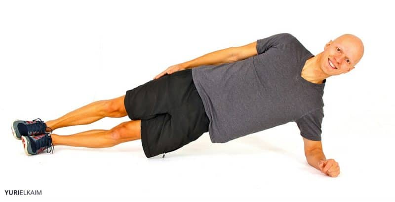 How to Train Your Core for Stability - Side Plank Exercise