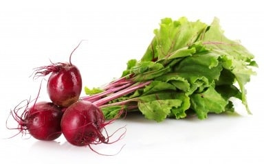 A Natural Source of Sodium Is Beet Greens
