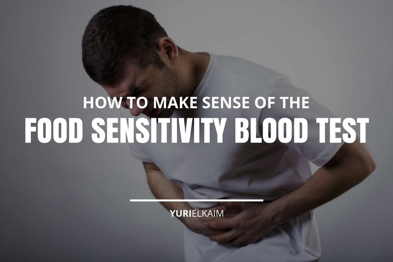 How to Make Sense of the Food Sensitivity Blood Test