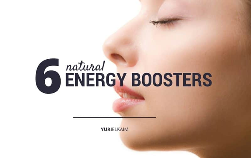 Natural Energy Boosters- 6 Ways to Increase Your Energy Without Caffeine
