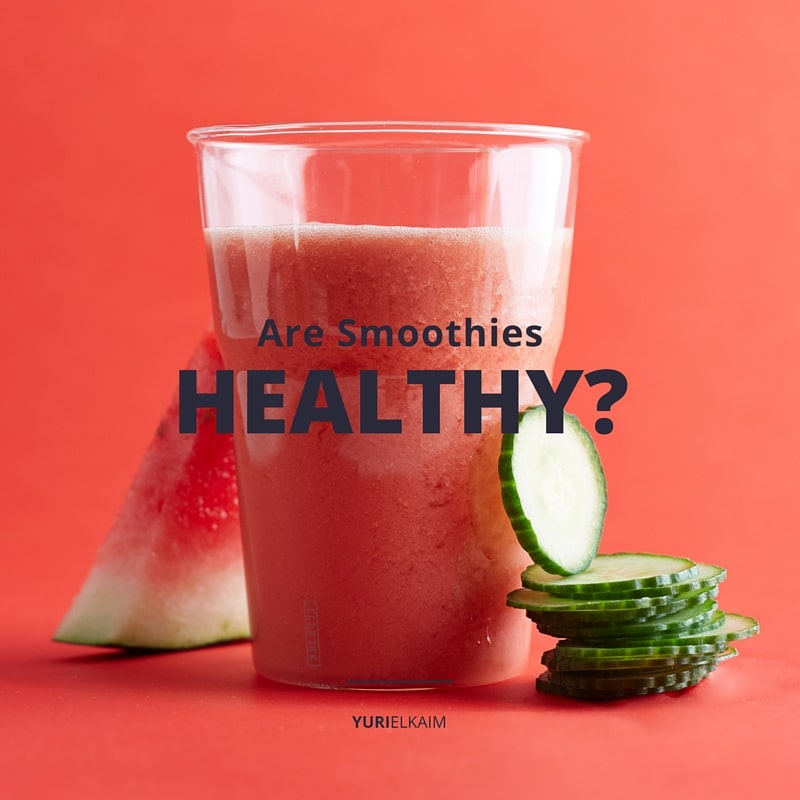 Are Smoothies Healthy- 8 Surprising Findings You Need to Know About