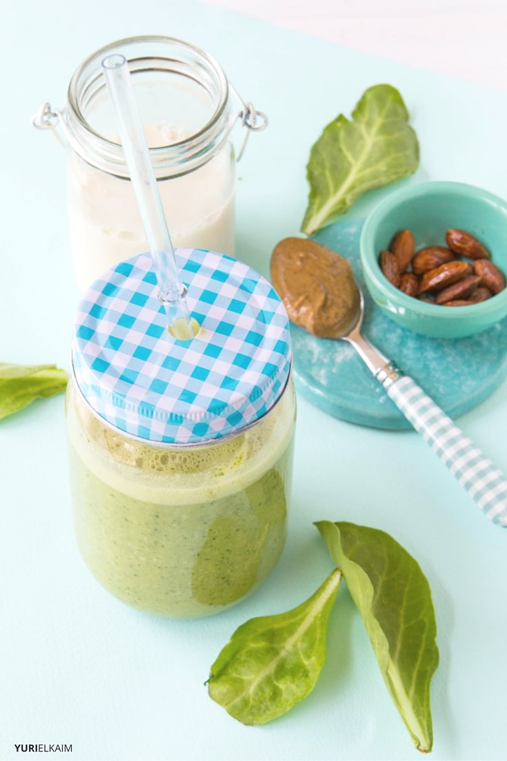 The Tastiest Green Smoothie