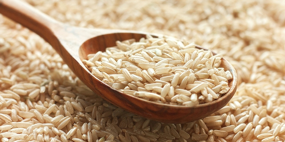 The 12 Best Vegan Protein Sources - Brown Rice