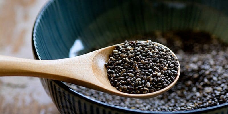 The 12 Best Vegan Protein Sources - Chia Seeds