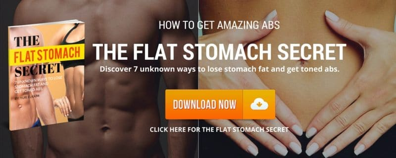 Click here to discover 7 unknown ways to lose stomach fat and get toned abs