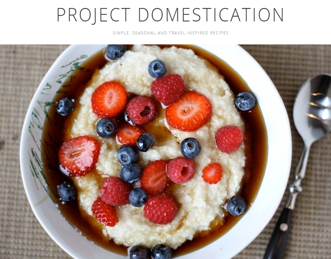 Project-Domestications