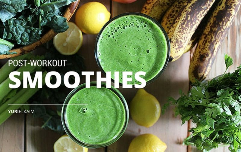 9 Nourishing Post-Workout Smoothies to Speed Recovery