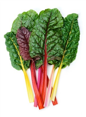 Swap Kale for Swiss Chard