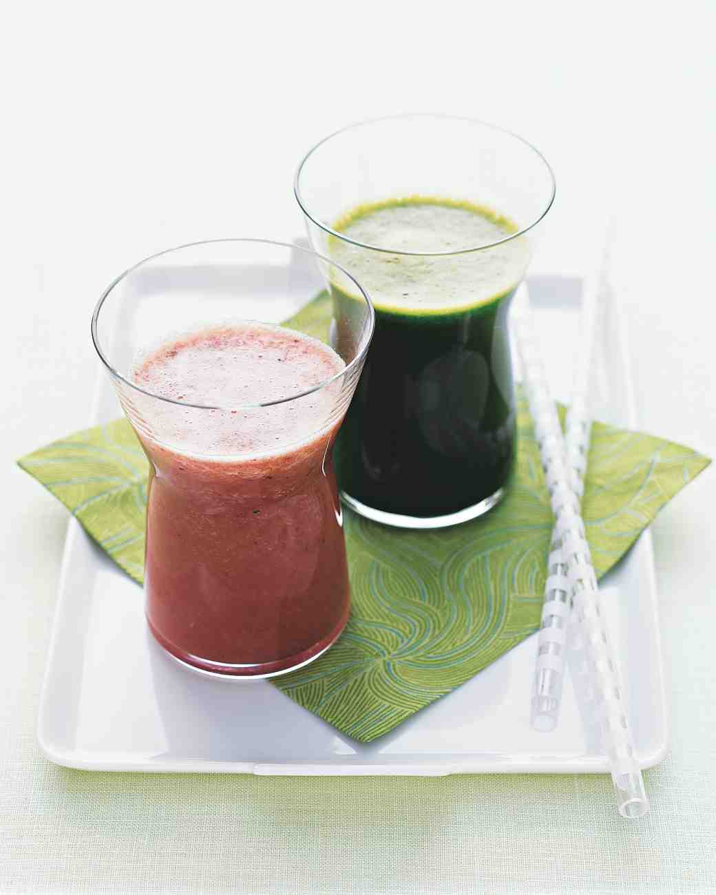 Cleansing Green Juice