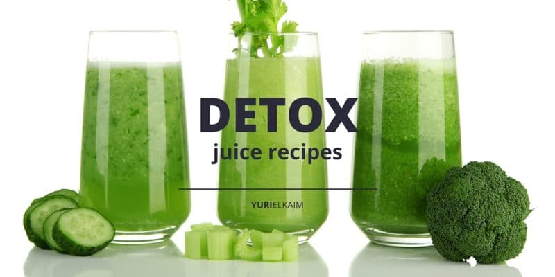 Sugar Detox Food Recipes
