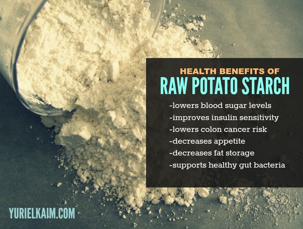 How to Reverse Diabetes - Raw Potato Starch
