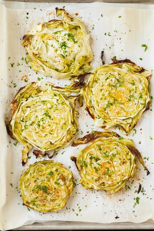garlic-roasted-cabbage-wedges