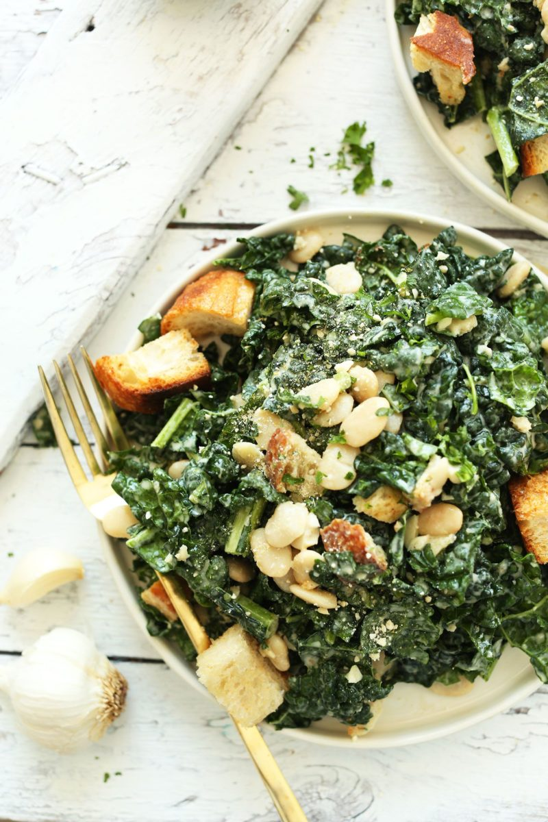 white-bean-kale-salad-with-tahini-dressing-via-minimalist-baker