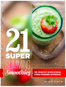 21 Slimming Smoothies
