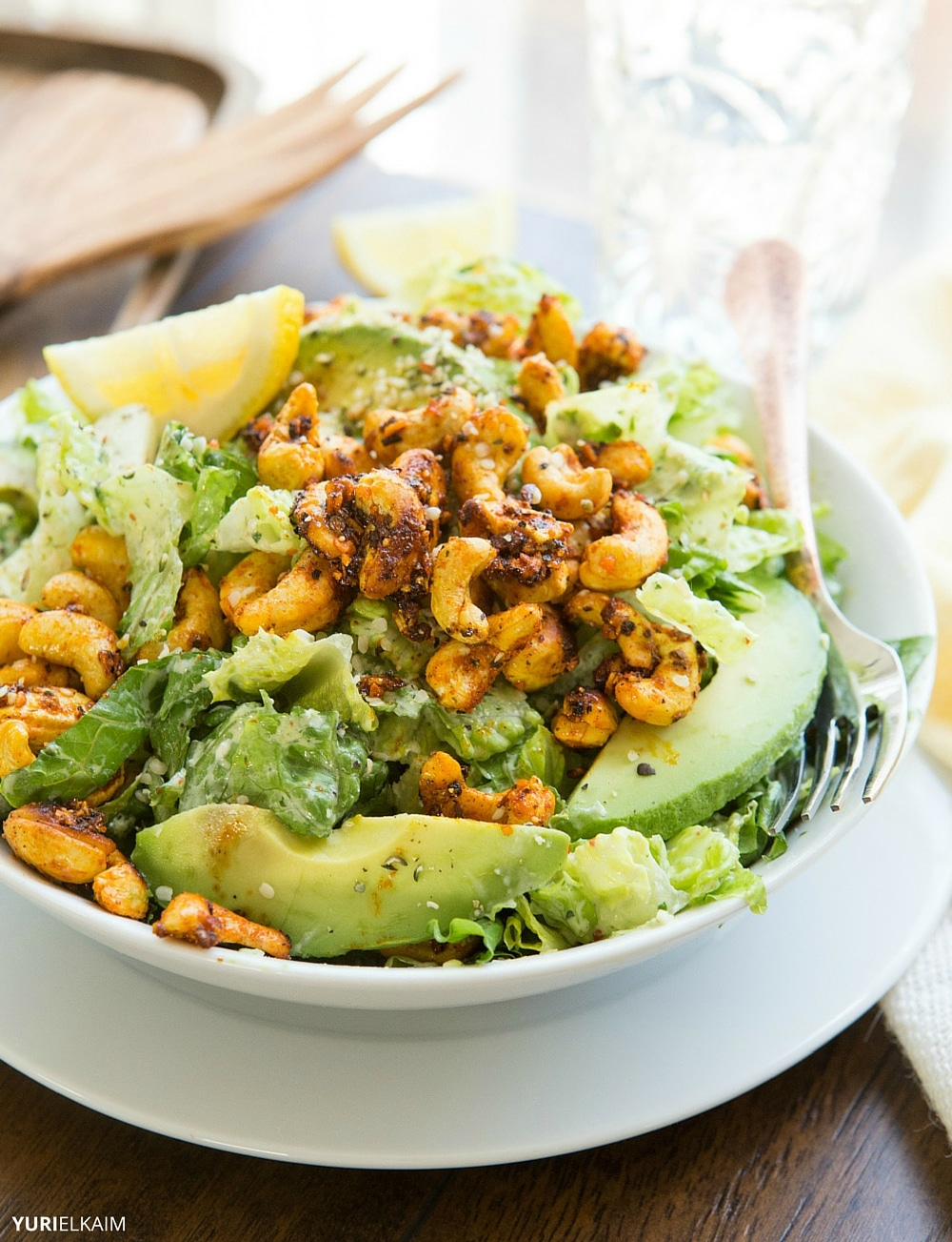 Chipotle Cashew Chopped Salad