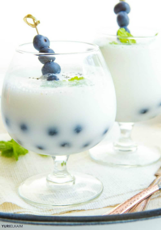 Healthy Bubble Milk Tea