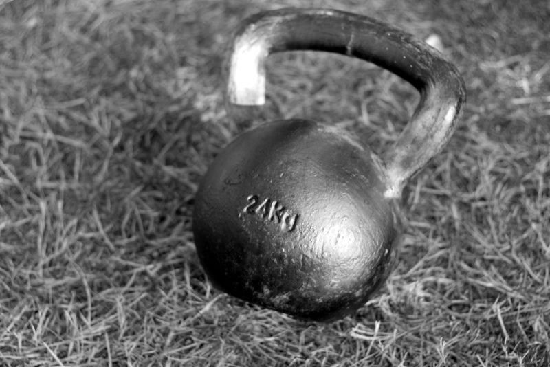 kettlebell training for core strength
