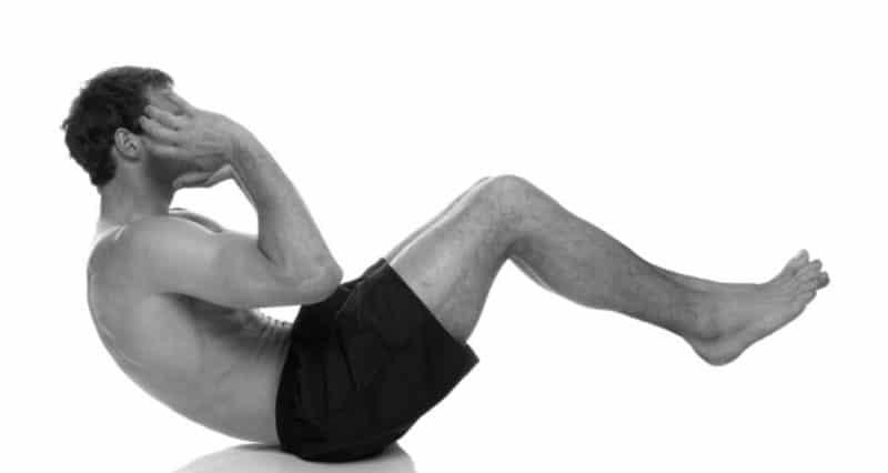 Fitness Myth #7 - Sit-ups burn belly fat