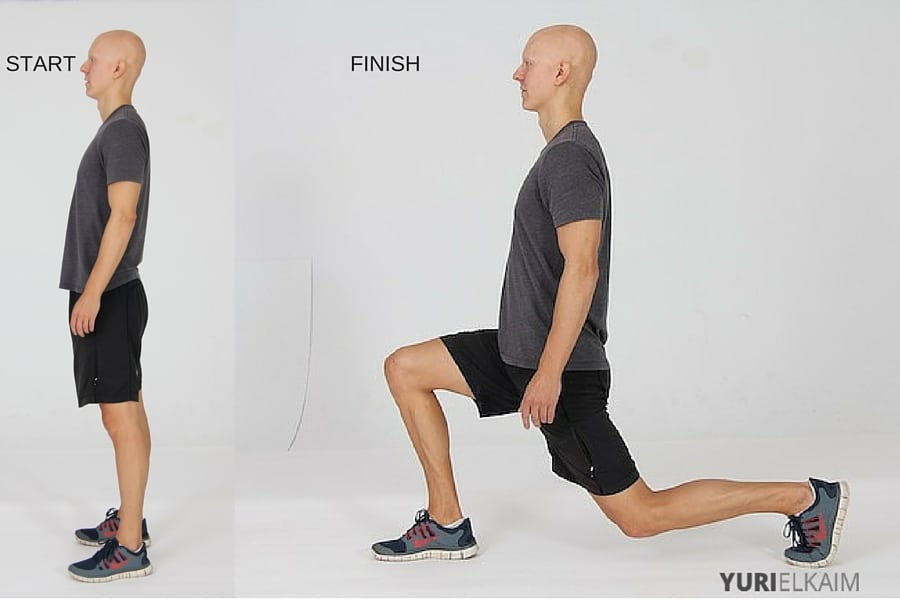 15 Best Bodyweight Exercises - Lunge Pumps
