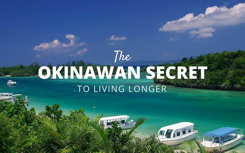The Okinawan Secret to Living Longer