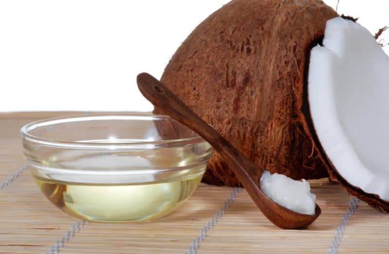 15 Fat Burning Foods - Coconut Oil