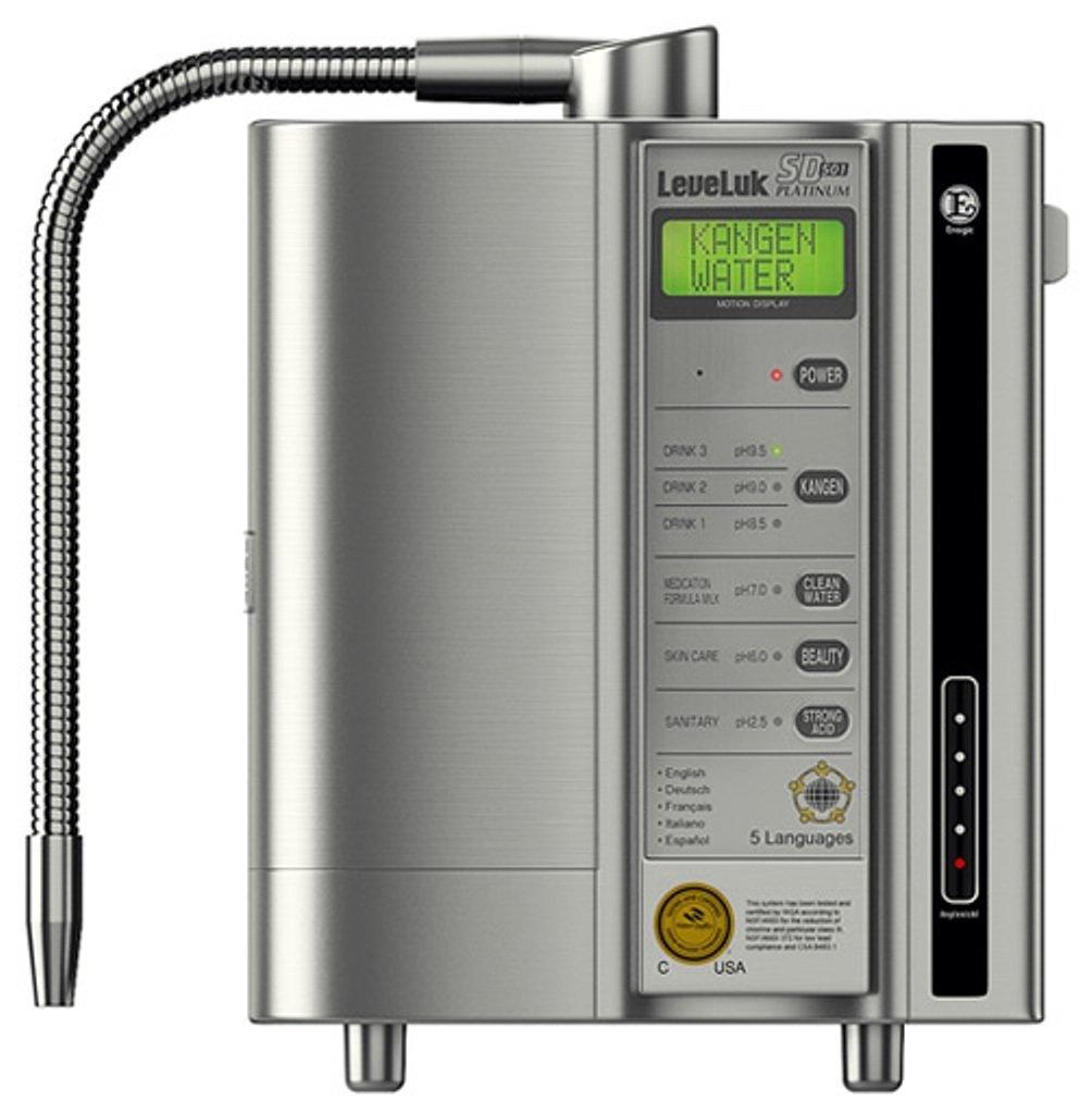 kangen water system