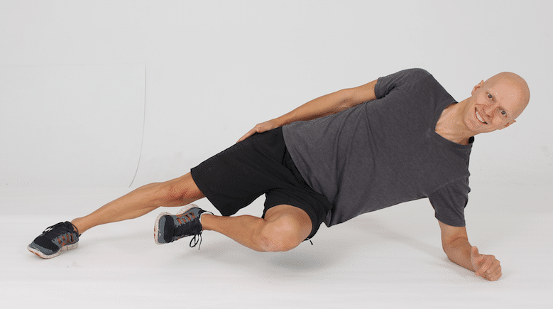 15 Best Bodyweight Exercises - Side Plank Knee Drives
