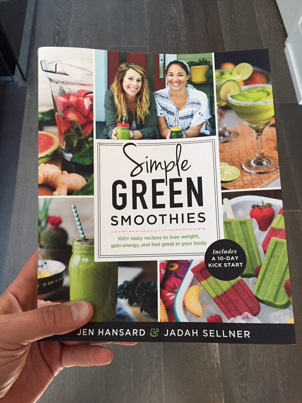 Simple Green Smoothies Book Review | Yuri Elkaim