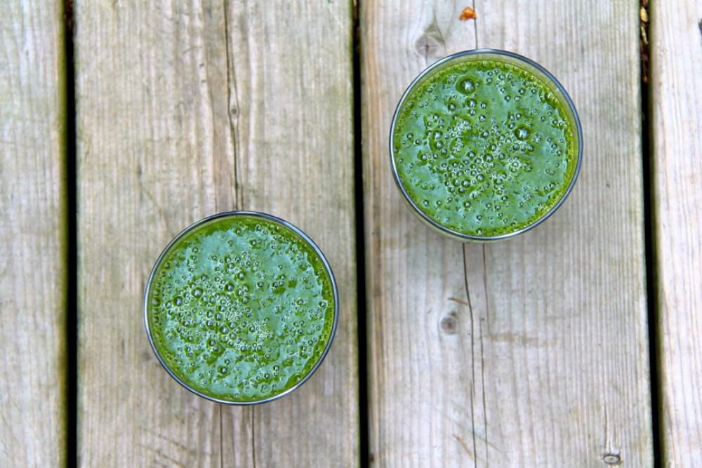11 Green Smoothie Recipes - Cool Mango