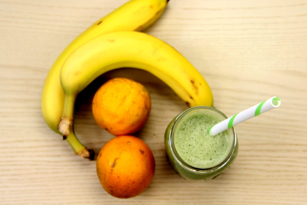 11 Green Smoothie Recipes - Tropical Greens
