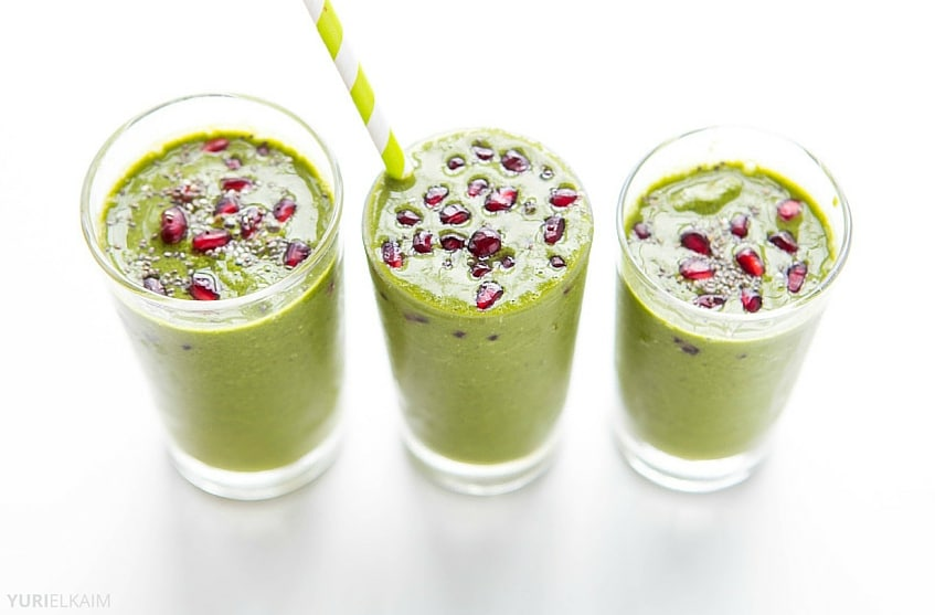 easy-green-smoothie-recipes