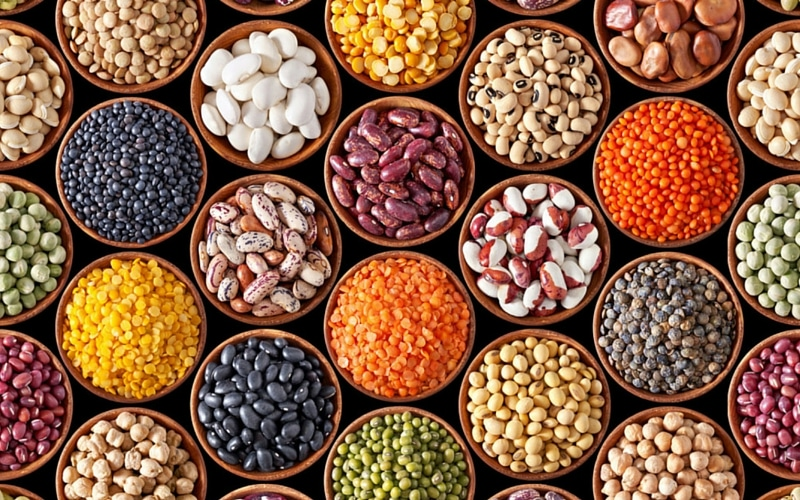 4 Good Carbs - Legumes