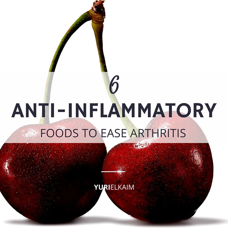 6 Anti-Inflammatory Foods to Help You Ease Arthritis