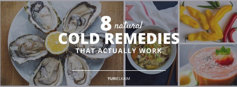 8 Natural Cold Remedies That Work