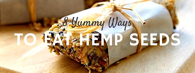 8 Yummy Ways to Eat Hemp Seeds