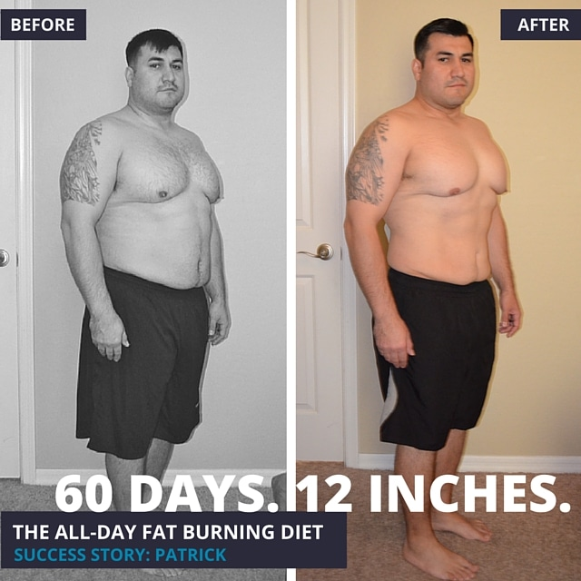 All-Day-Fat-Burning-Diet-Patrick-Success-Story