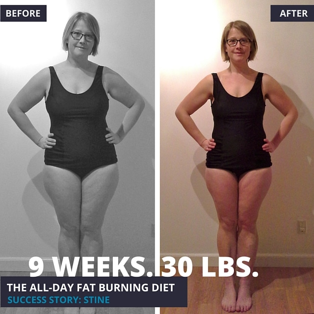 All-Day-Fat-Burning-Diet-Stine-Success-Story