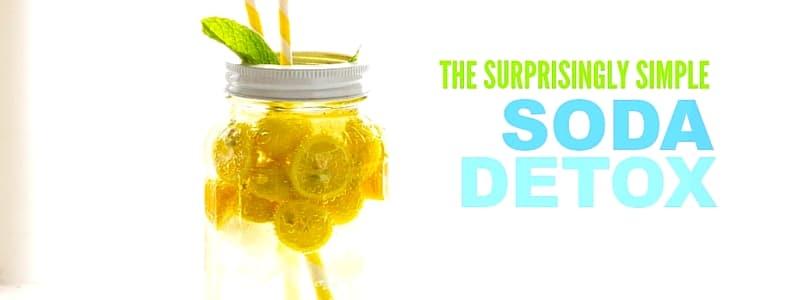 Apple Cider Vinegar Morning Detox Soda